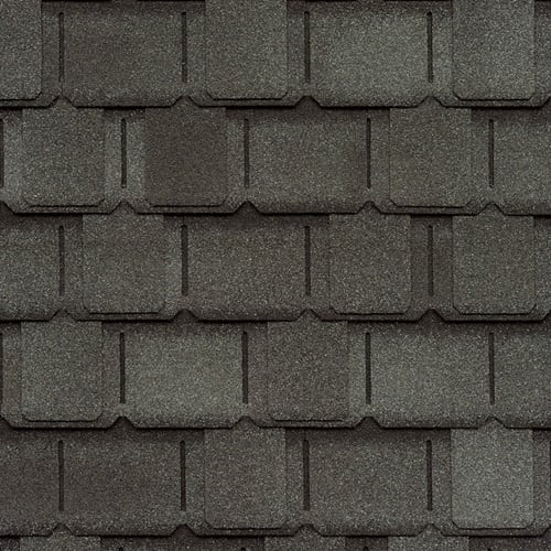 Picture of Camelot Shingles in Antique Slate color