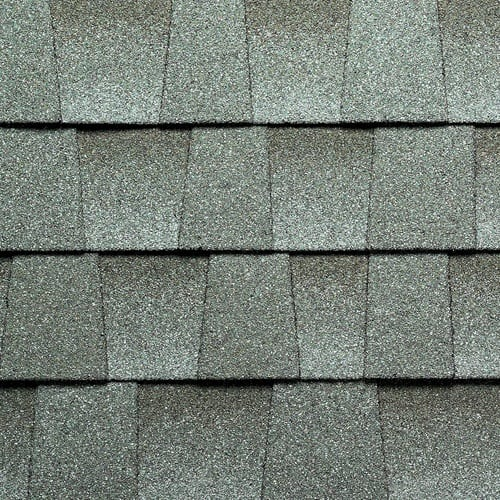 GAF Timberline Antique Slate Cool color shingle