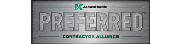 Infinite Roofing | James Hardie Preferred Contractor