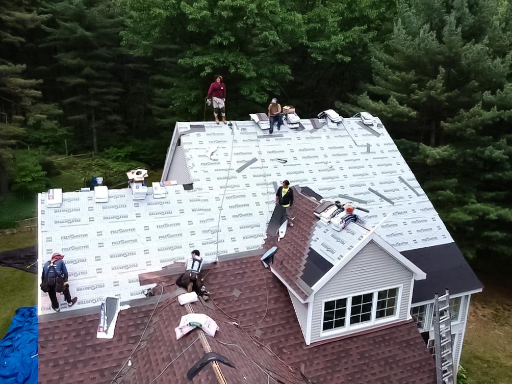 Expert shingle roof installation - Saratoga Springs, NY