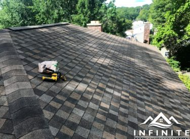 GAF Harvest Shingles, Clifton Park