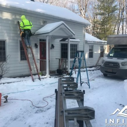 Hardie Siding (Winter)