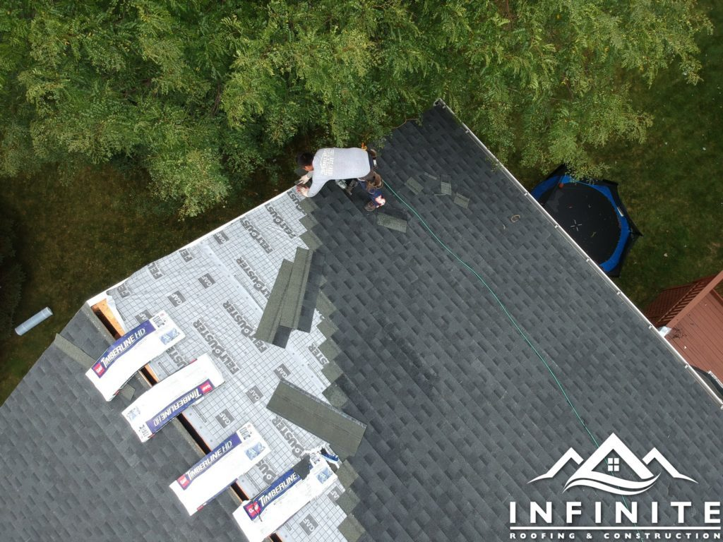 Redfield Park Clifton Park Infinite Roofing Amp Construction