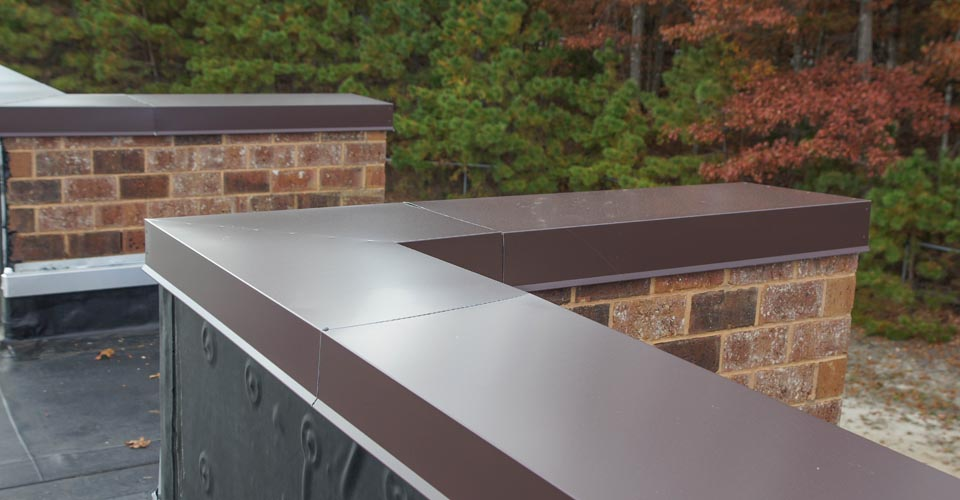 Metal Coping Covers