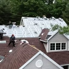 Saratoga Roof Replacement by Infinite Roofing Crew 300x225
